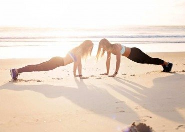 Top 3 Beach-Side Workouts