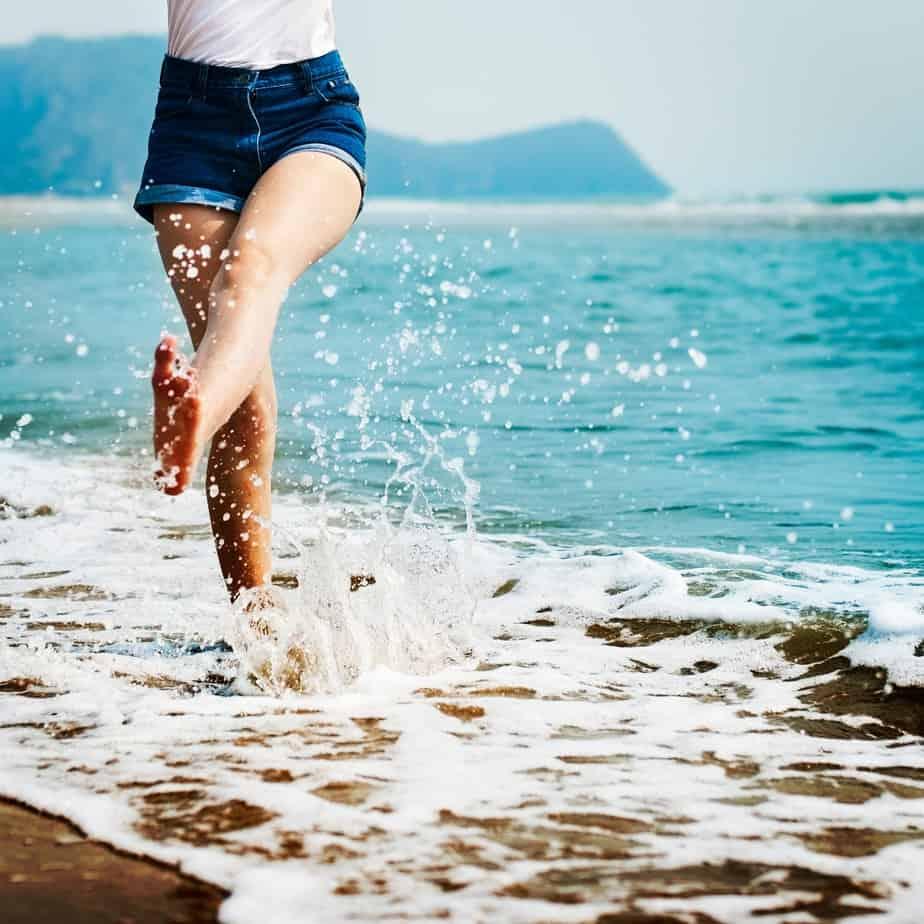 summer wellness routine