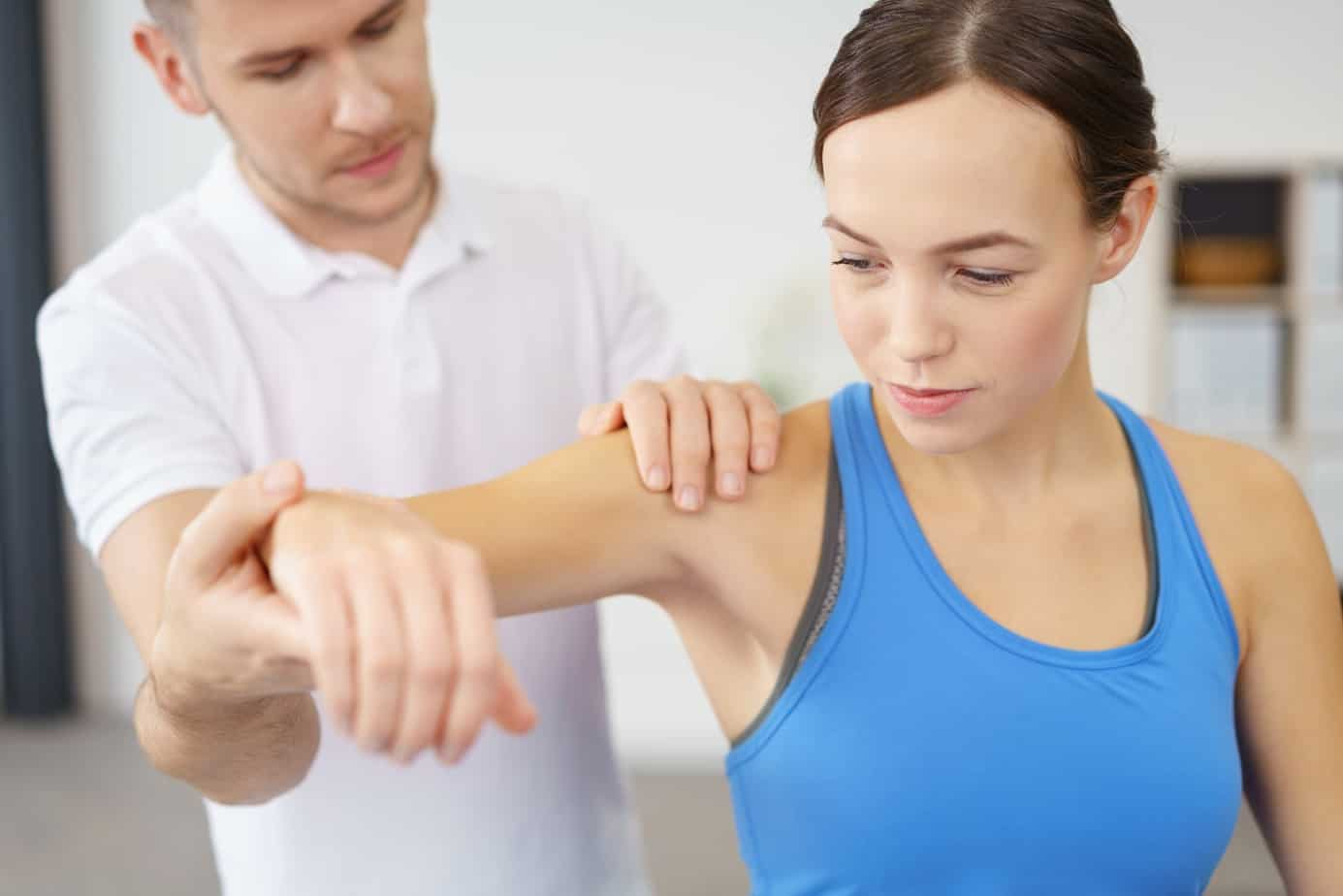 Finding joint pain relief with infrared heat