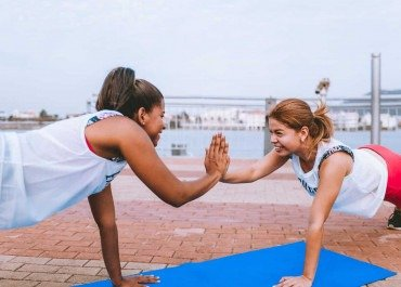 9 Reasons You Should Have a Workout Partner - And How to Find One!